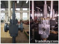 Ball Screw Industrial Gate Valve API6A