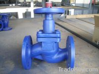 Bellow Sealed industrial Globe Valve