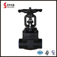 Handwheel Operated Forge steel Gate valve