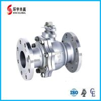 Gost Stainless Steel Ball Valve