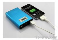 11200 mAh High Capacity Power Bank with Dual USB