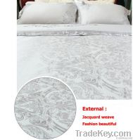 High Quality antibacterial Tribute Silk Bedding Set