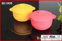 Mutil-function folding silicone steamer for cookware