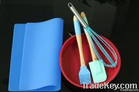 Hot sell silicone bakeware set