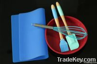 Durable silicone spatulas