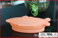 food safety grade folding silicone bowl