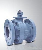 API flanged  ball valve