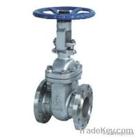 Electric operated Wedge gate valve
