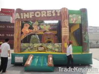 Rain Forest (Combo & Bouncers)