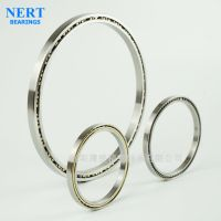 KD040CP0|XP0|AR0 Thin Section Bearing 1/2 Cross Section