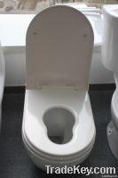 child toilet seat slow-close baby toilet seat children antibacterial t