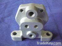aluminum casting train parts