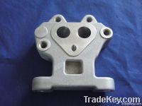 aluminum die cast parts for train parts