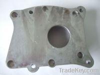 aluminum alloy die casting train parts for auto machine