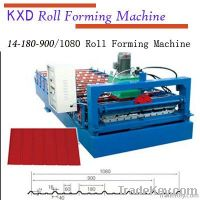 New type 14-180-1080 metal sheet roof tile roll forming machine manufa