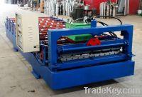 New type 14-180-1080 metal sheet roof tile roll forming machine manufa