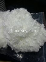 polyester fiber for filling pillows -hollow conjugated siliconized polyester fiber