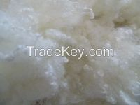 polyester hollow fibre filling-hollow conjugated siliconized polyester fiber