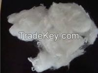 wholesale direct from China virgin polyester staple fiber/polyester fiber fill1.2d-15d for spinning yarn or filling material