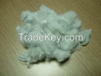 black polyester staple fiber 1.4D TO 15D FOR SPINNGING NONWOVEN GEOTEXTILE