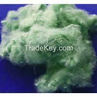 7d/15d hc hollow polyester fiber/pet flake regenerated polyester staple fibre for filling cotton wadding