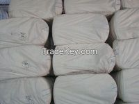 recycled dyed polyester staple fiber for manufacturing non woven needle punched synthetic carpet
