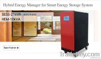 SESS-21kWh Energy Storage System