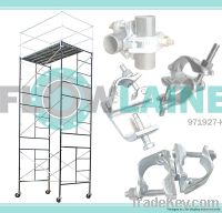 Stainless Steel Scaffold Set