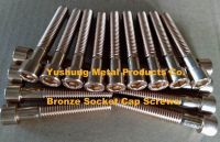 SILICON BRONZE SOCKET CAP BOLTS