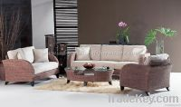 water hyacitnh sofa set