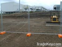 Factory High quality Galvanized Temporary Fence