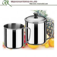 stainless steel water mug