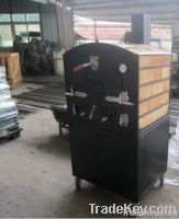 Manufacturer of gas/Wood Fire brick pizza oven