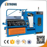 24DT Fine copper wire drawing machine with annealer