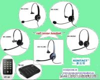 Kontact professional telephone headset