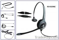 Kontact Monaural Noise-cancelling call center/office/telephone Headset