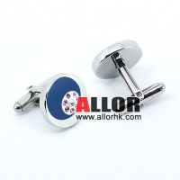 High quality stainless steel cufflinks
