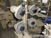 used Tsudakoma waterjet loom
