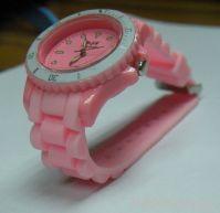 Fashion attractive silicone watch