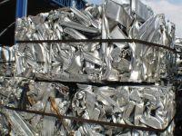 Aluminum extrusion scraps 6063