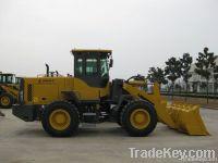 wheel loader LG933