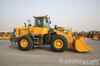 wheel loader LG958