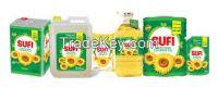 Sunflower oil, Jatropha Oil, Palm Oil, Crude Palm Oil, Cooking Oil , Cooking Oil Grapeseed Oil, Virgin coconut Oil, Biodiesel Castor Oil