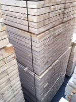 fresh cutted fir/ spruce, impregnated / KD