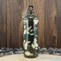 750ml BPA Free Promotional Aluminum Sports Water Bottle