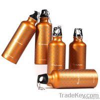 Factory Price 600mL Custom Printing Aluminum Drinking Water Bottle