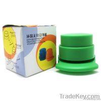 Green Eco-friendly No Clip Stapless Stapler