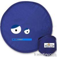Promotional 190t Foldable Nylon Frisbee