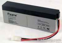 LED Emergency Light Lead Acid Battery 12V1.9ah (ISO, CE, UL, RoHS)