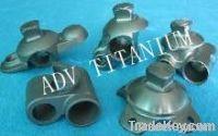 Titanium alloy joints